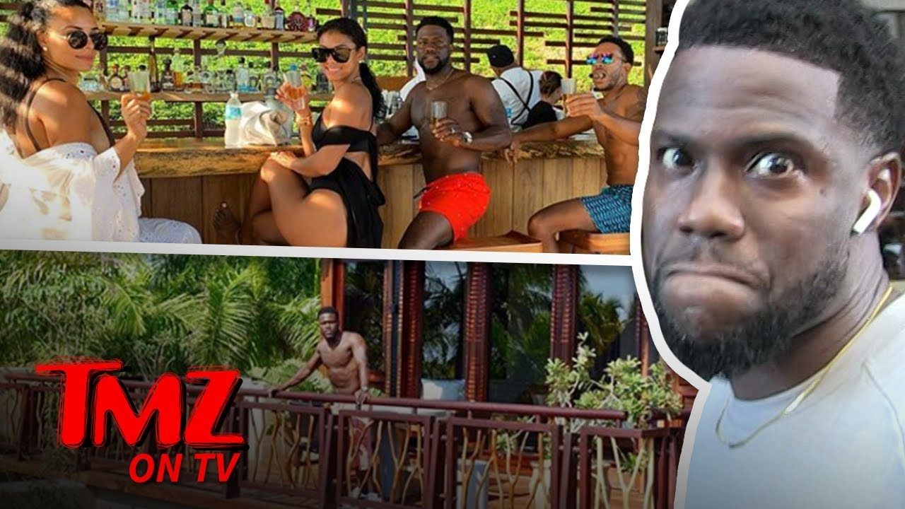 Kevin Hart Is A Master Photographer ... Of His Wife! | TMZ TV