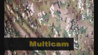Burlap, Hunting/Military Camouflage Cloth and Scrim Net