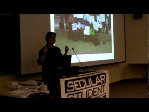 History of Skepticon and a Different Organizational Model :: SSA 2010 Annual Conference