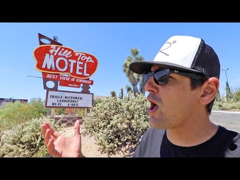 Route 66 Museums, Murder, & Desert History