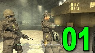 Call of Duty 4 - Part 1 - F.N.G. (Let