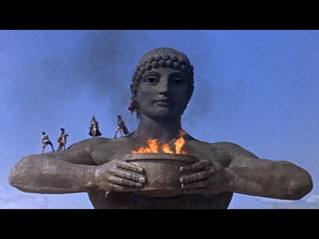 Brian Trenchard-Smith on THE COLOSSUS OF RHODES