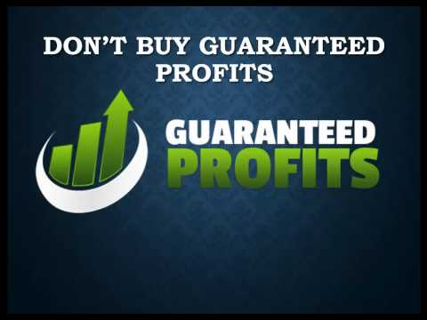 Profit in Binary Options Trading - Expert Trade Alerts