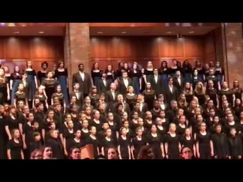Indianapolis Childrens Choir, Angels Sing, Believe