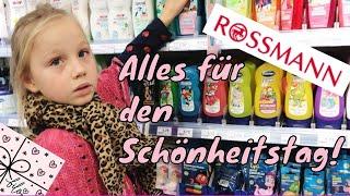 Einkaufen bei ROSSMANN 🛒 Isi braucht NEUE Pflegeprodukte 😍 Kleine Familienwelt