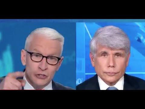 Anderson Cooper Loses It, Destroys Man Pardoned By Trump In MUST-SEE Takedown
