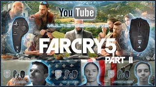 FARCRY 5 [ PART 2 ] - PS4 Mouse Controller - FragFX Shark PS4 Sony licensed Controller