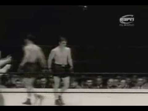 1941 Joe Louis vs Billy Conn I