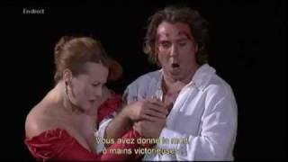 O dolce mani, Tosca (Puccini)