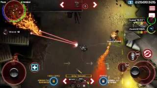 SAS 4 Android Gameplay | Level 100