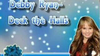 Debby Ryan Deck the Halls Lyrics - Lyrics on Screen