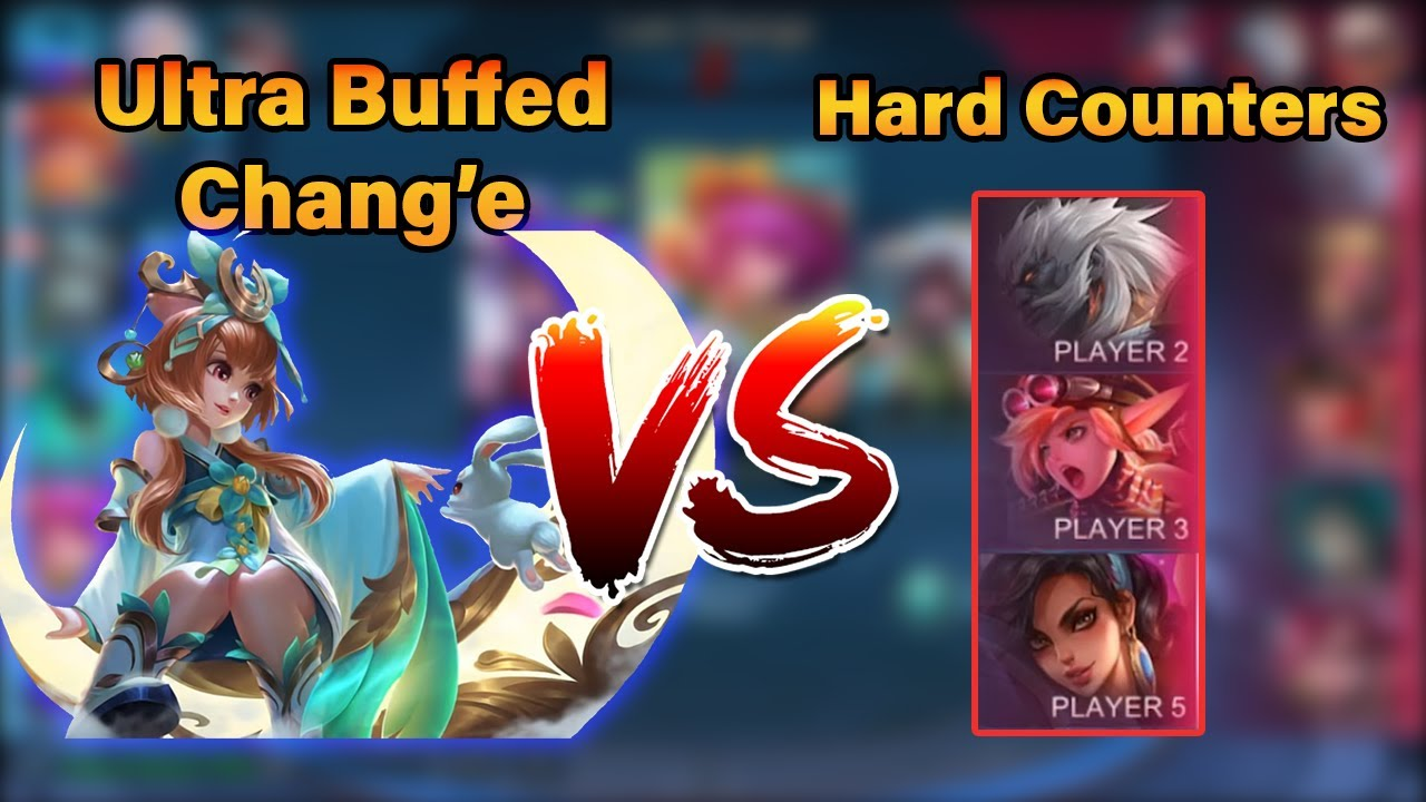 Chang'e Got Ultra Buffed! - Moonton Might Nerf Her Again After This | MLBB