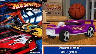 Hot Wheels: Beat That! Playthrough #3 - Attic (Turbo)