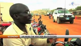 UN paves the way for South Sudan