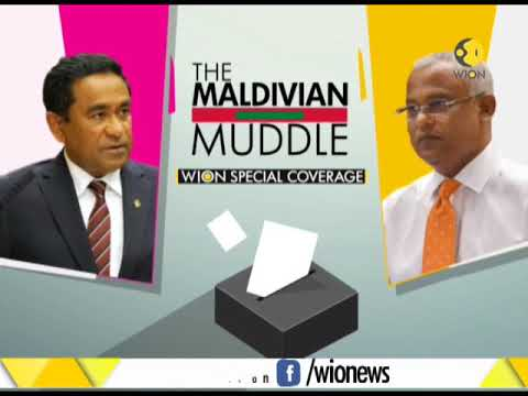 Maldives election: Will Abdulla Yameen get a second  term