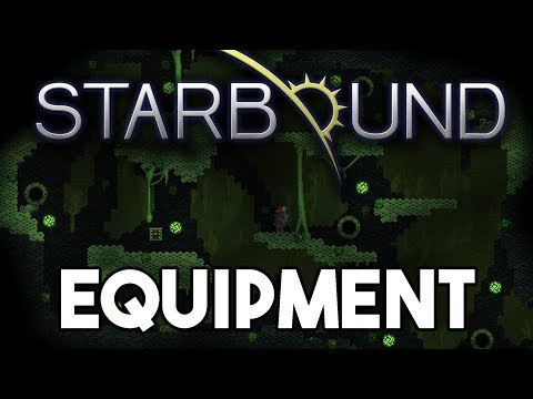 Starbound Custom Creations: Jet Packs and Equipment