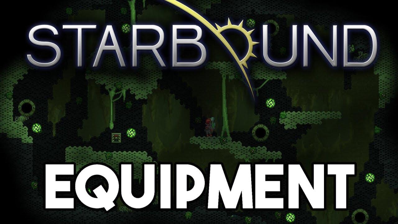 Starbound Custom Creations: Jet Packs and Equipment