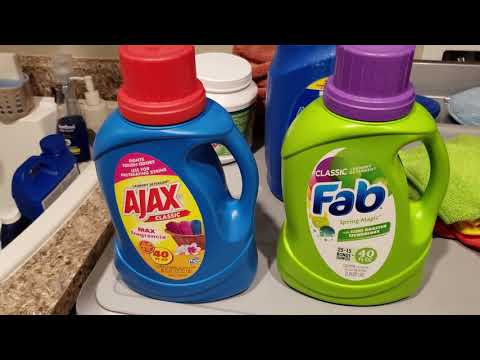 My Thoughts On Dollar Store Laundry Detergent🤔