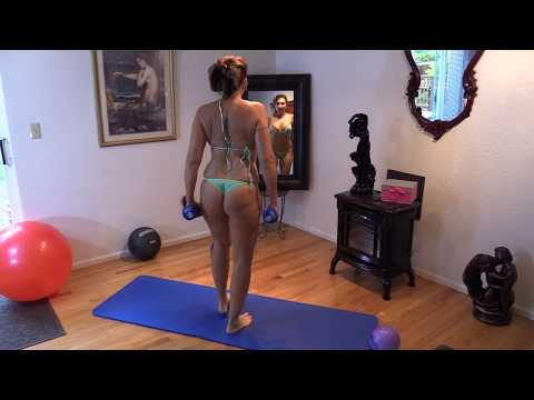 Bikini MILF Mom 55 - Workout Series #2 from YouTube · Duration:  10 minutes 26 seconds