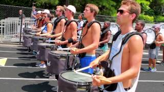Blue Devils Drumline 2013 - Part 2 [1080 HD]