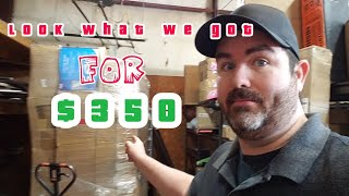 Part 6: We paid $8500 for a Truckload of Amazon Return Pallets