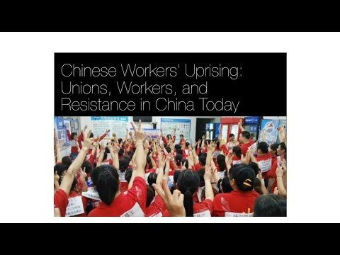 Chinese Workers' Uprising [1/2]