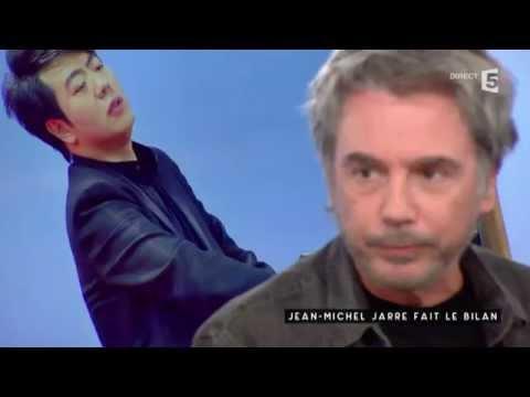 Jean Michel Jarre fait le bilan - C à vous - 09/11/2015