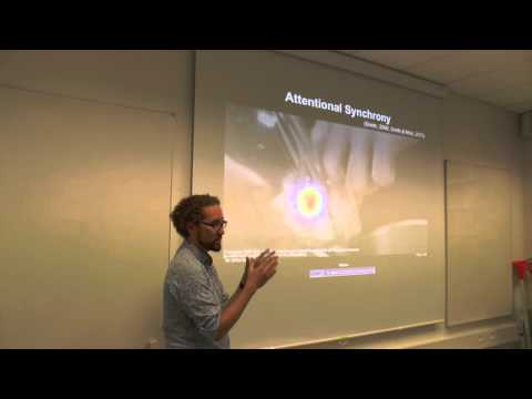 Eye-tracking in the wild and in film by Tim Smith