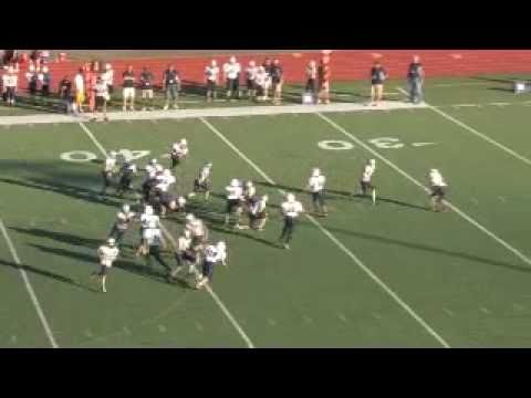Football Fly Offense Boerne Highlights