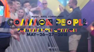 Common People 2018 | Walkabout