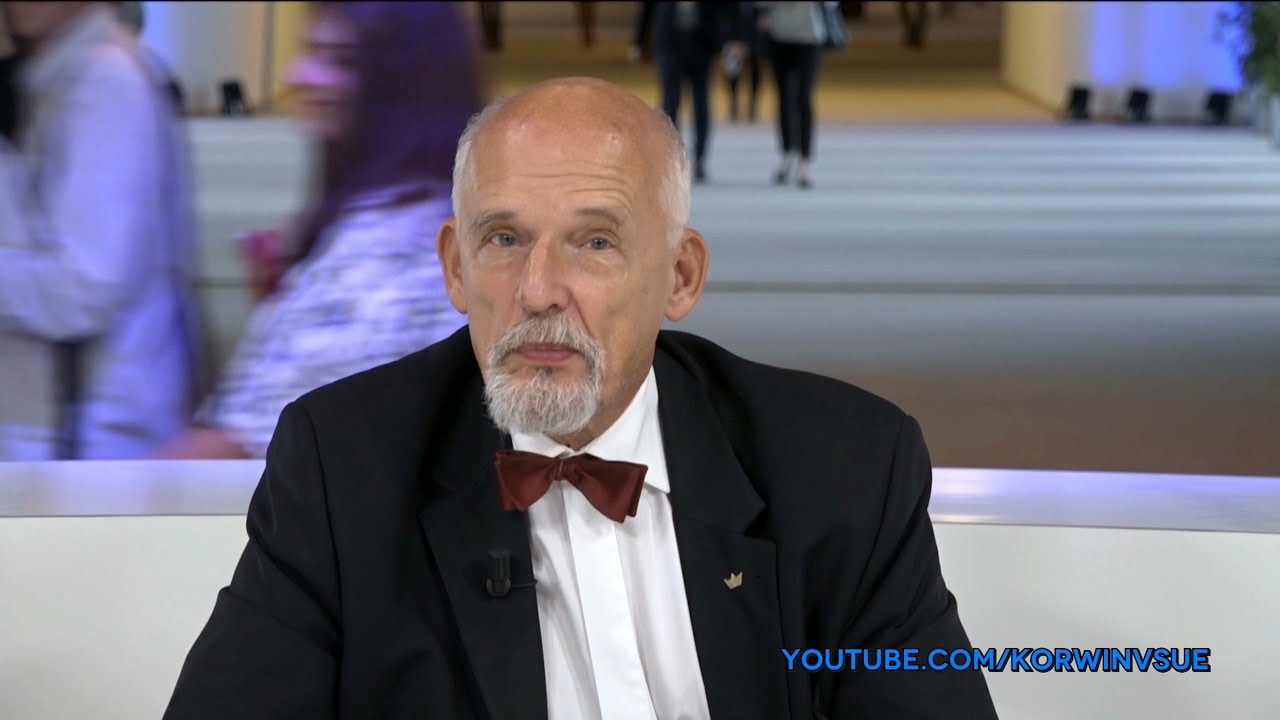 Gdyby Jarosław Gowin miał jaja, to… – Janusz Korwin-Mikke