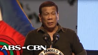 President Duterte speaks at PDP Laban proclamation rally | 14 Feb 2019