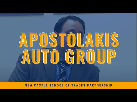 NCST Partnership with Apostolakis Auto Group