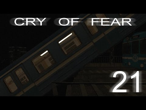 Let's Play Cry of Fear #21 - Endstation: Abgrund!