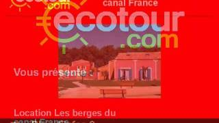 Les Berges Du Canal - Location - France
