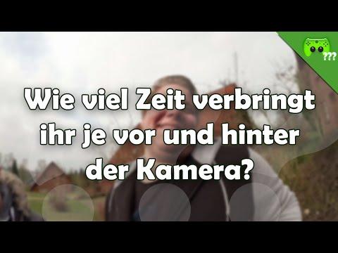 ZEIT VOR/HINTER DER KAMERA? 🎮 Frag PietSmiet #603
