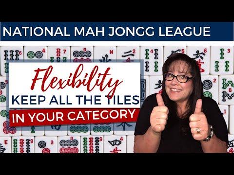 National Mah Jongg League Siamese Solitaire 20181017