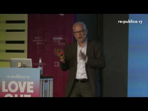 re:publica 2017 - Norbert Streitz: Beyond Smart Cities - Towards Humane, Sociable and Cooperative Hy on YouTube