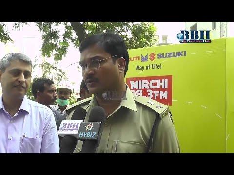 A.V. Ranganath  , I.P.S , DCP Traffic Hyderabad