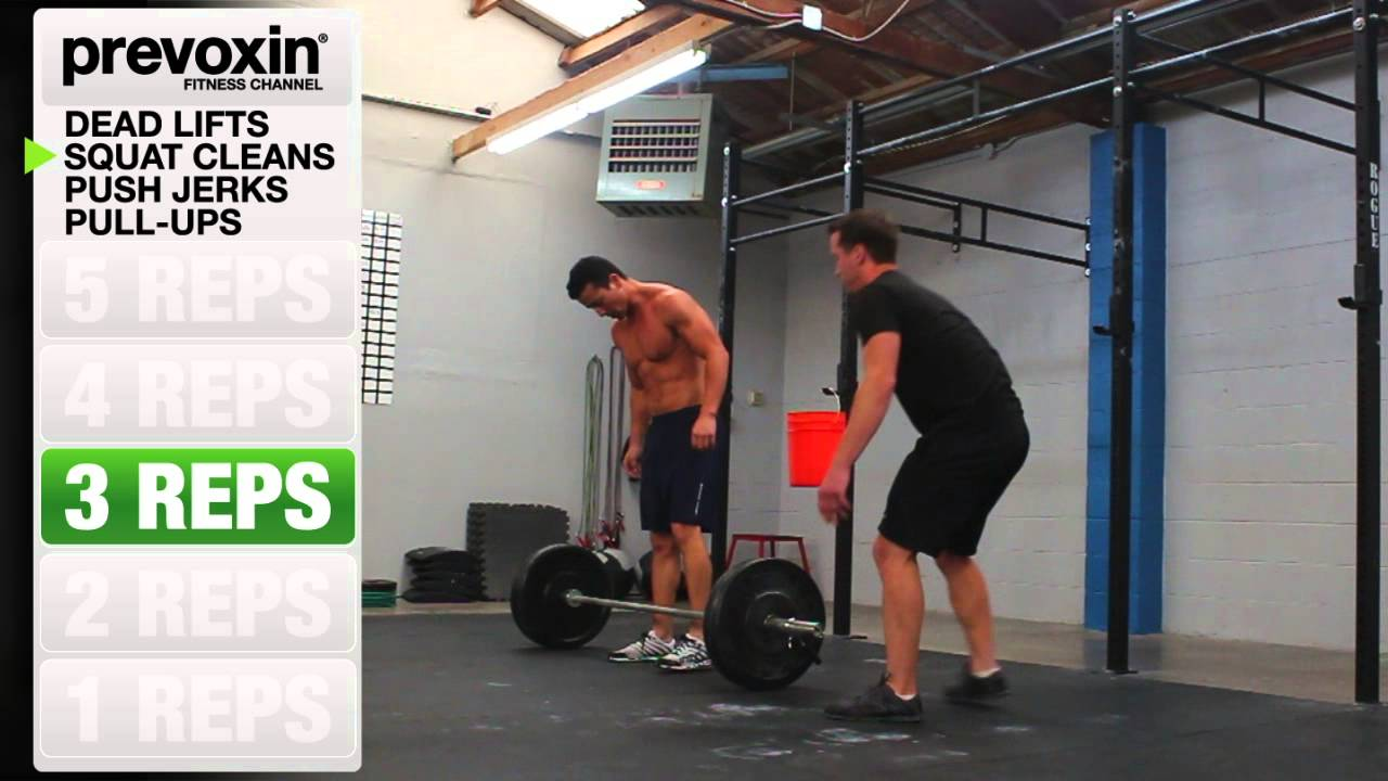 mens full body crossfit workout youtube