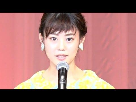 高畑充希 「舞台に片思いしていた」 『第23回読売演劇大賞』
