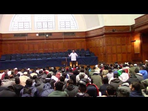 Women & the Mosque: Shall we follow Sunnah or Fiqh? Univ. Cape Town Khutba - April 2016