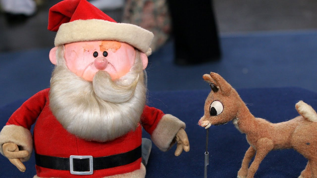 Appraisal: Rudolph & Santa Characters - YouTube - photo#16
