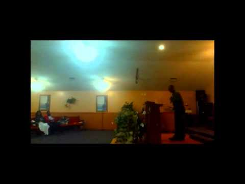 Min. Tony Pope Trial At Christway Pt 4