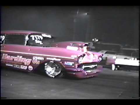 Ron Harding Racing - 1987 Baylands Raceway - Fremont, CA
