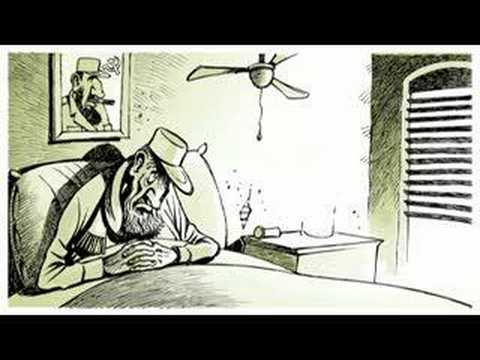 FIDEL CASTRO ... Animated Editorial Cartoon