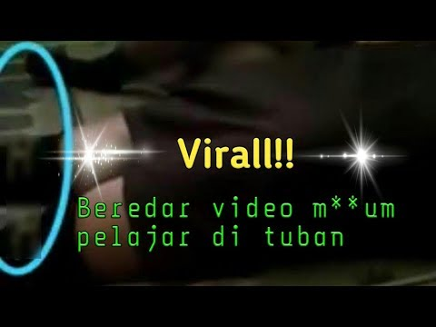 Video Me**um Smk Tuban Virall Di Media Sosial
