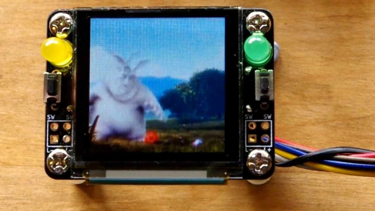 OLED128 QuickStart Guide - Raspberry Pi | Freetronics