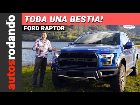 The Ford Raptor - A whole Beast