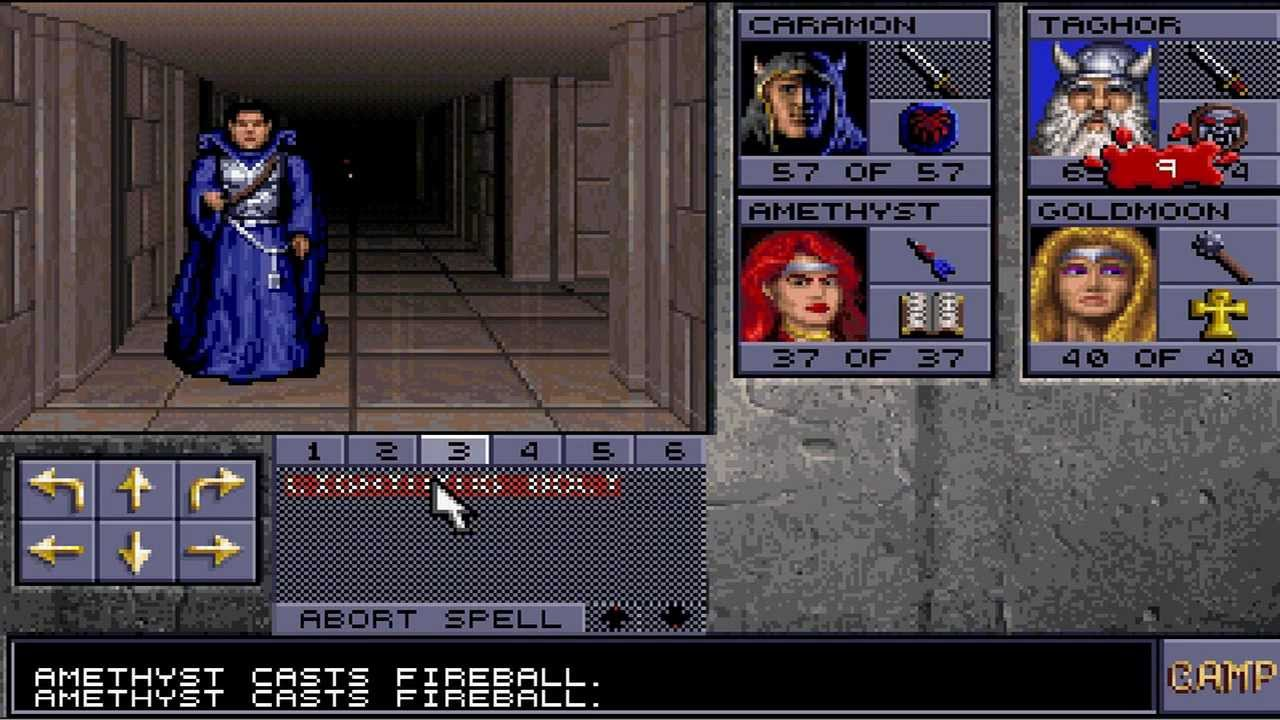 eye of the beholder amiga ending relationship